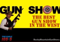 101.5 The Eagle Rocky Mountain Gun Show Contest - Chance To Win Tickets
