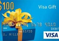 Elite Web Holding $100 VISA Gift Card Giveaway
