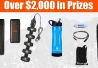 Get OutSide $2,000 Gear Giveaway