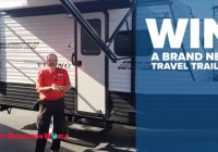 Giant Recreation World Travel Trailer Giveaway