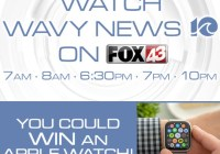 WAVY Watch And Win Sweepstakes
