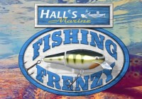 Halls Fishing Frenzy Contest 2019