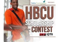 Hot 107.9 HBCU Scholarship Contest