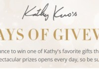 Kathy Kuo Home 12 Days Of Giveaway