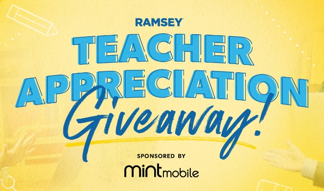The Lampo Group Ramsey Teacher Appreciation Giveaway