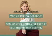 Aetrex Shoes Giveaway