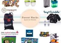 Brilliant PR And Marketing Parent Hacks Giveaway