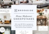 Brookside Home Makeover Sweepstakes