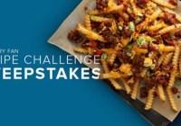 Grown In Idaho Super Fry Fan Recipe Challenge Sweepstakes