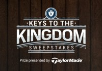 GolfPass Keys To The Kingdom Sweepstakes