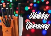 Ginsu Cutlery Holiday Giveaway