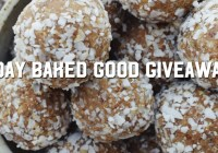 Soulfull Project Holiday Baked Good Giveaway