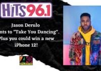 iHeartMedia Jason Derulo Wants To Take You Dancing Contesting Sweepstakes