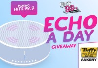 HITS 99.9 Echo A Day Giveaway