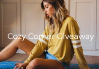Live Sozy Cozy Corner Giveaway