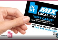 Mix Local Fix With In Utah Contest