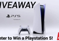 Android Headlines Sony PlayStation 5 Giveaway