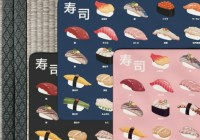 Kono Store Corporation Sushi Deskmat Giveaway