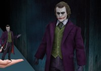 Sideshow The Joker Action Figure Let Your Geek Sideshow Giveaway