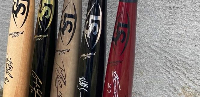 Wilson Sporting Goods Louisville Slugger Autographed Bat Sweepstakes