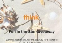 Think Fun in the Sun Giveaway