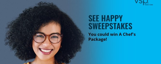 Vision Service Plan See Happy Sweepstakes
