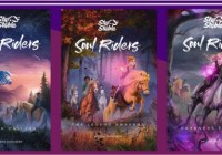 YAYOMG Star Stable Soul Riders Free Book Giveaway