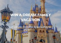 Undercover Tourist Win A Dream Family Vacation Sweepstakes