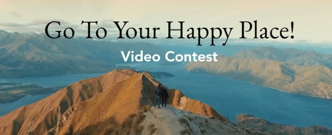 Happiness Archive Go To Your Happy Place Video Contest
