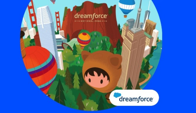 Active Campaign Dreamforce Giveaway