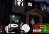 AtmosFX And ViewSonic Hooray For Halloween Sweepstakes