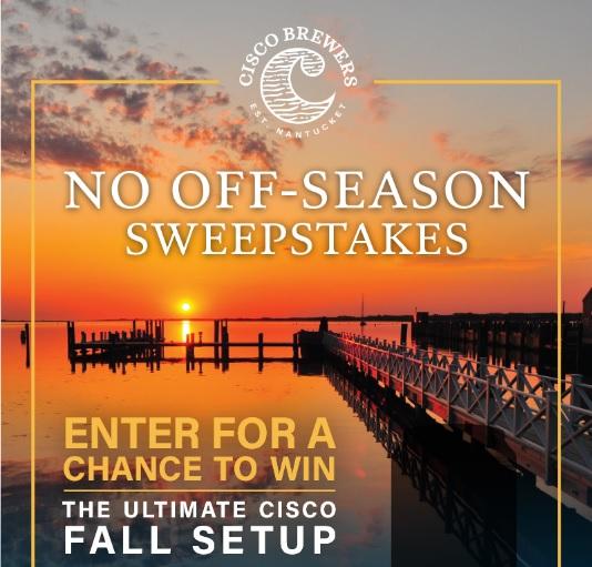 Cisco Brewers No Off-Season Sweepstakes