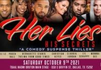 Her Lies, His Secrets Stageplay Online Ticket Giveaway