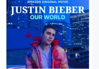 Justin Bieber Our World Sweepstakes