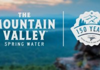 Mountain Valley 150th Anniversary Sweepstakes