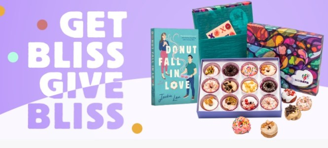 Penguin Random House Get Bliss Give Bliss Sweepstakes