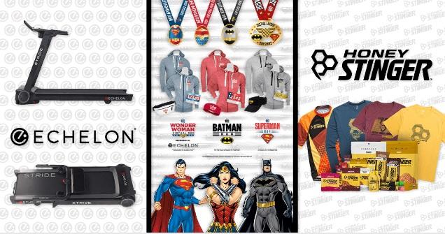 USAToday Justice League Virtual Run Giveaway