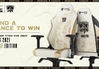 Secretlab TITAN Evo 2022 Worlds 2021 Prestige Edition Contest