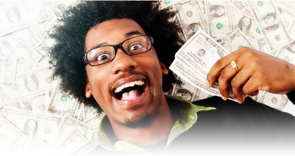 Enter sweepstakes to win cash