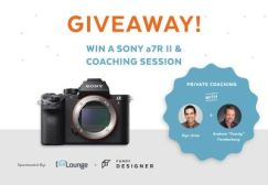 Sony Giveaway | Win a Sony A7R II! Ends:22/07