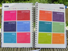 Win a Personalised Planner Diary from Pirongs – value £30 – Rafflecopter Giveaway E:24/07