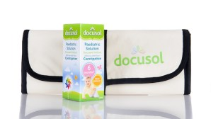 NEW! Win 1 of 2 baby travel changing mats E:02/08
