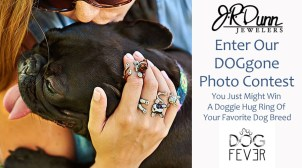 Enter to win a Silver and Enamel Dog Fever Doggie Hug Ring {US} – ends 09/22/2016