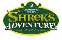 #Win Family Ticket to Shrek's Adventure, #London E:10/04