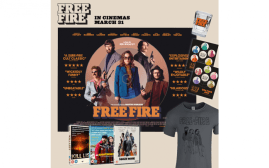 #Win Free Fire movie merchandise from HeyUGuys {RaffleCopter} E:10/04