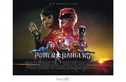 #Win an action-packed experience day from Power Rangers #ExperienceDay E:17.04