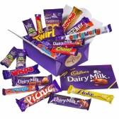 #Win a Cadbury Chocolate Treasure Box Hamper (Gleam) E:20/05