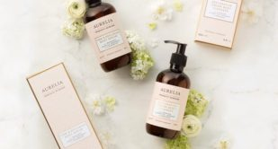 Win skin lusciousness with Aurelia's new body care E:12/06 #BeautyBible