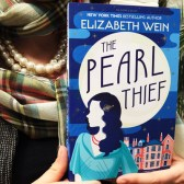 Win a signed copy of The Pearl Thief and a Pandora Grand Pearl Ring E:22/06