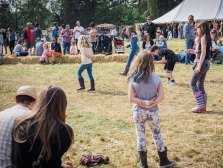WIN one family ticket for this years Alfresco Festivial! E:11/06